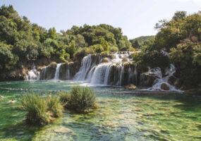 Day trip Split to Krka Waterfalls
