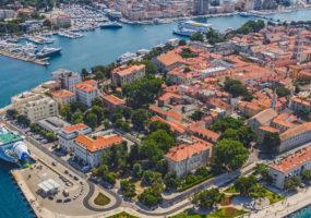 Private transfer Split to Zadar