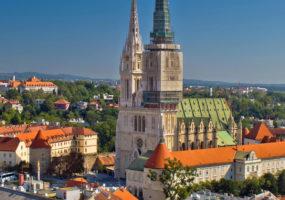 Private transfer Split to Zagreb