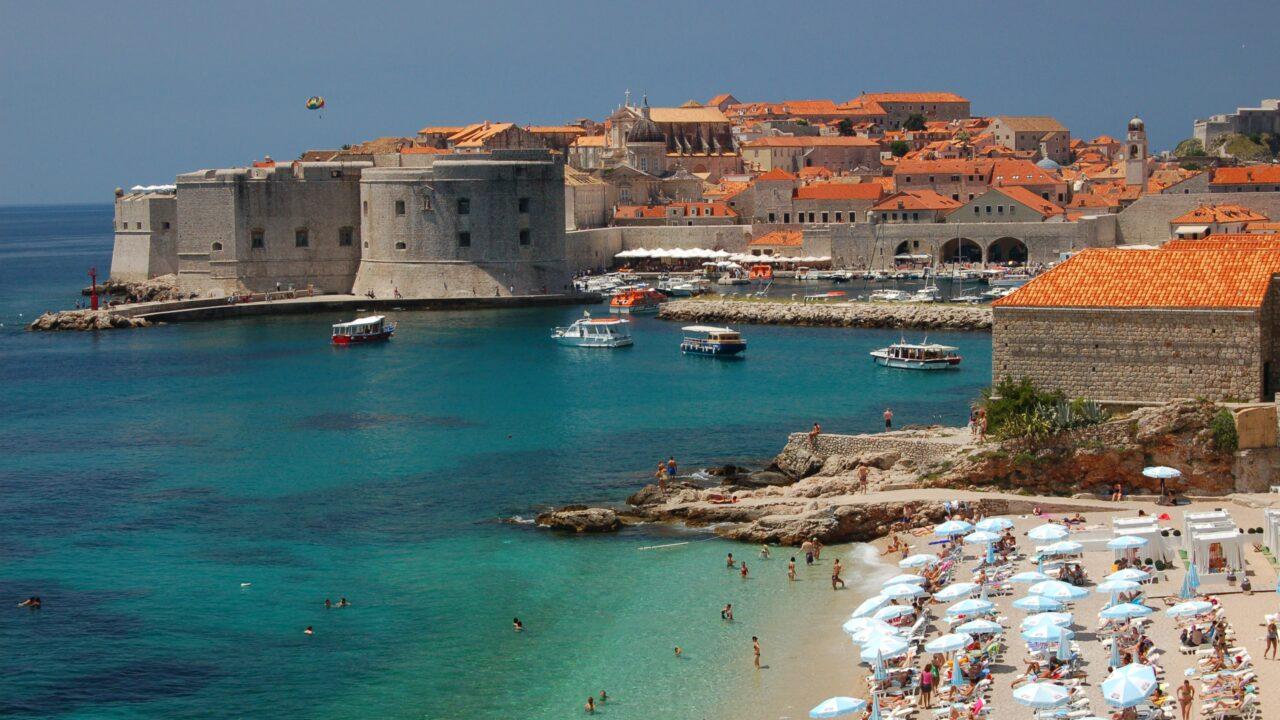 Dubrovnik via Ston
