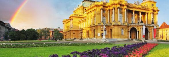 Zagreb with Plitvice Lakes Tour