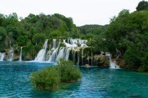 national park krka tour from split